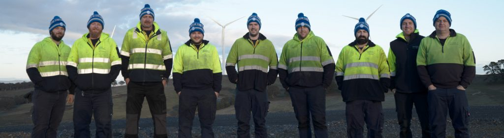 Australian Wind Services team image