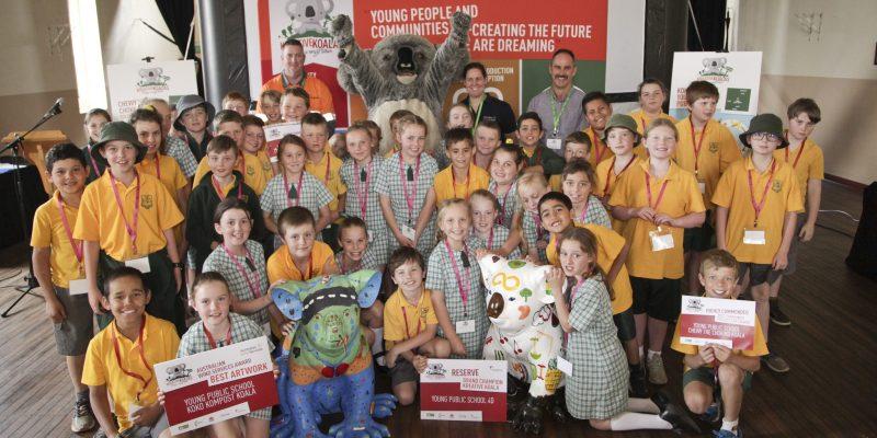 Kreative Koalas