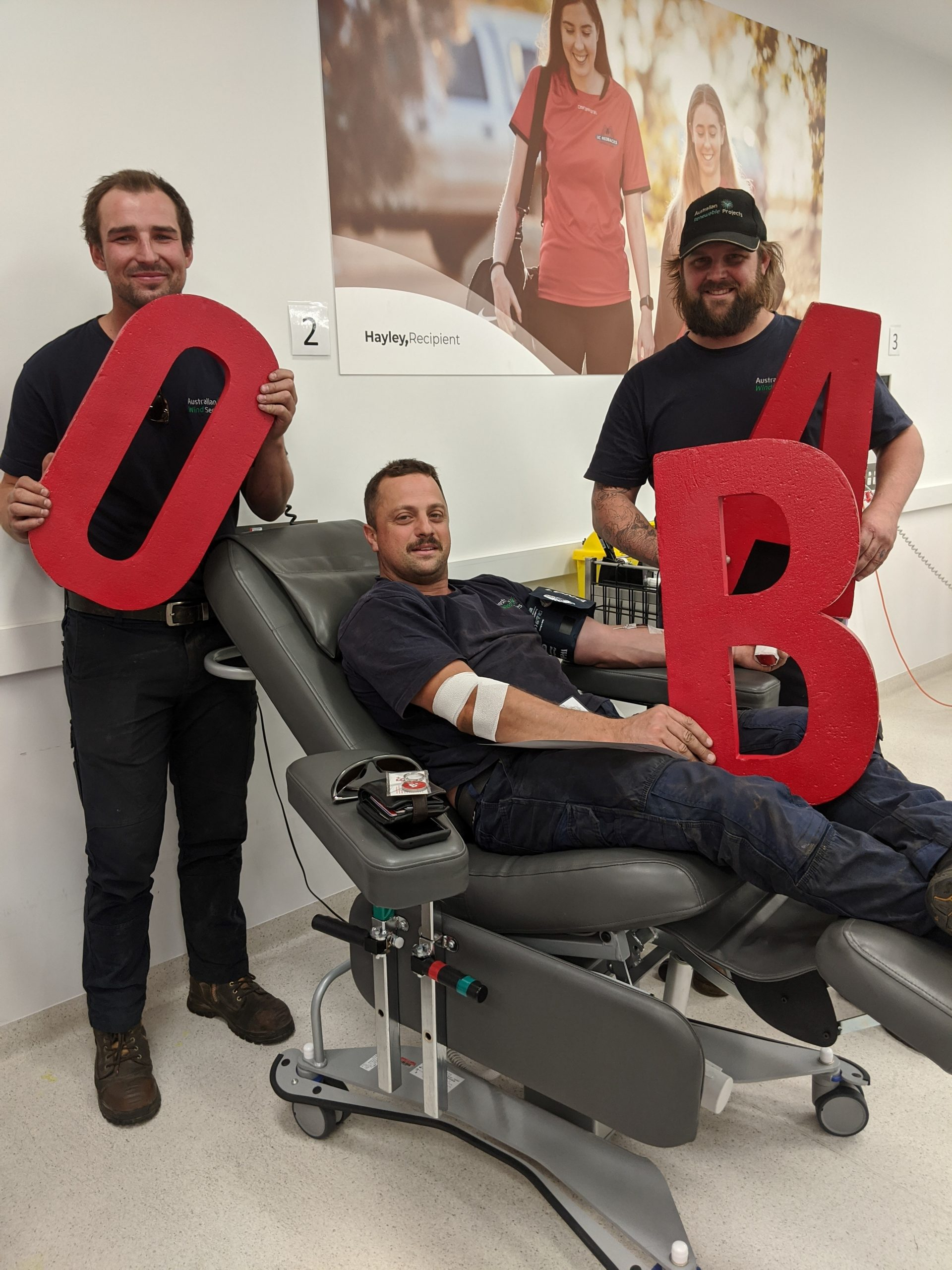Red Cross Blood Donation