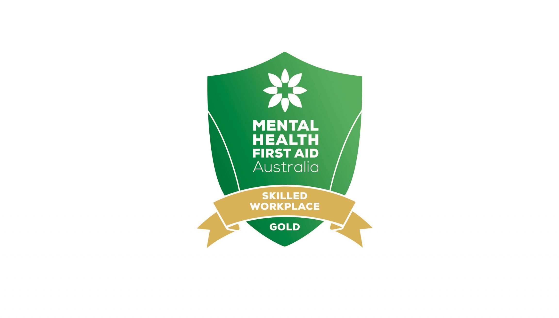 Mental Health First Aid Badge